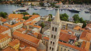 Chorwacki Zadar — cząstką polskiej historii